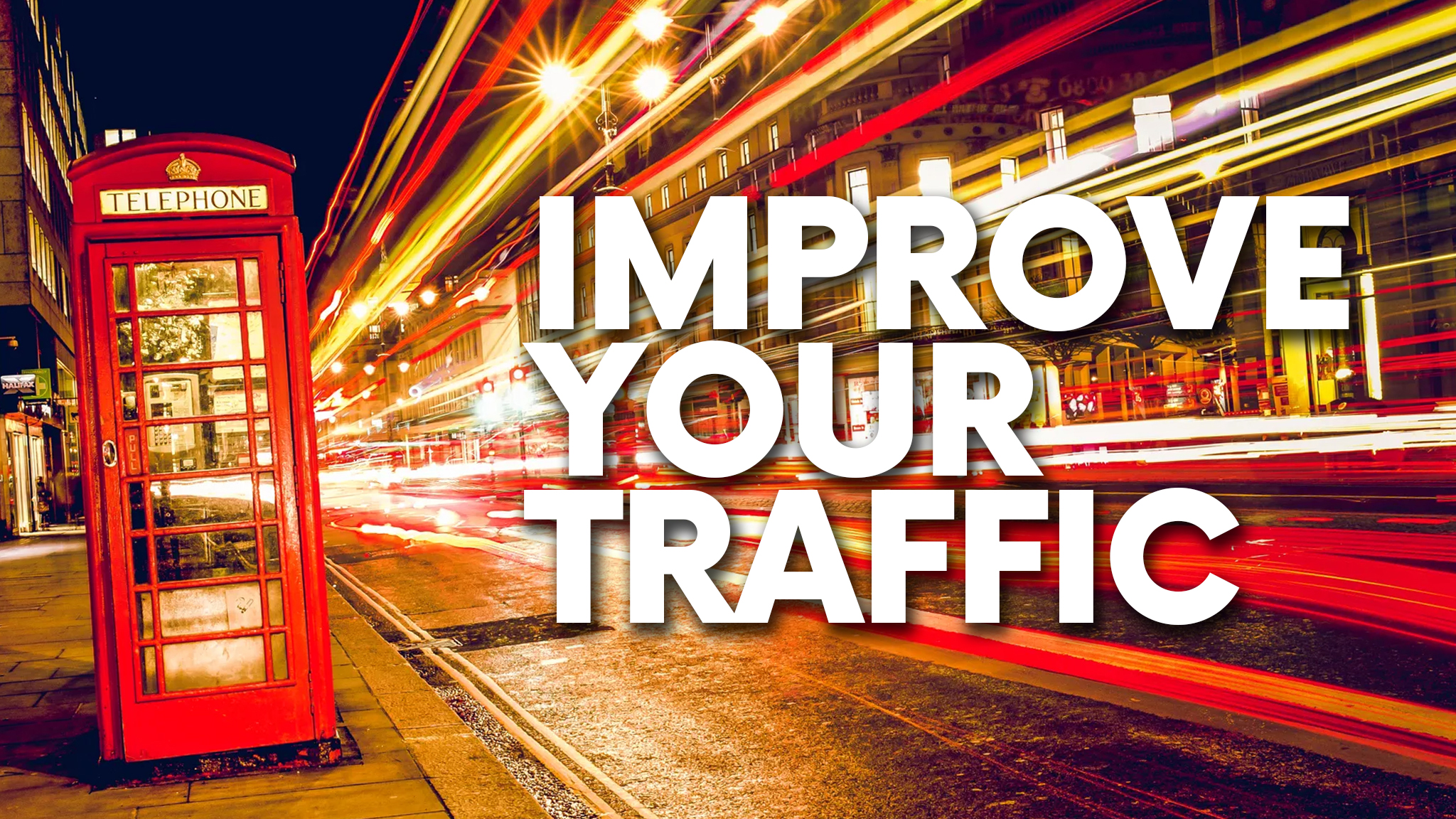 One simple step to improve traffic to your site